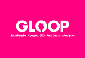Gloop Digital Marketing Agency Logo