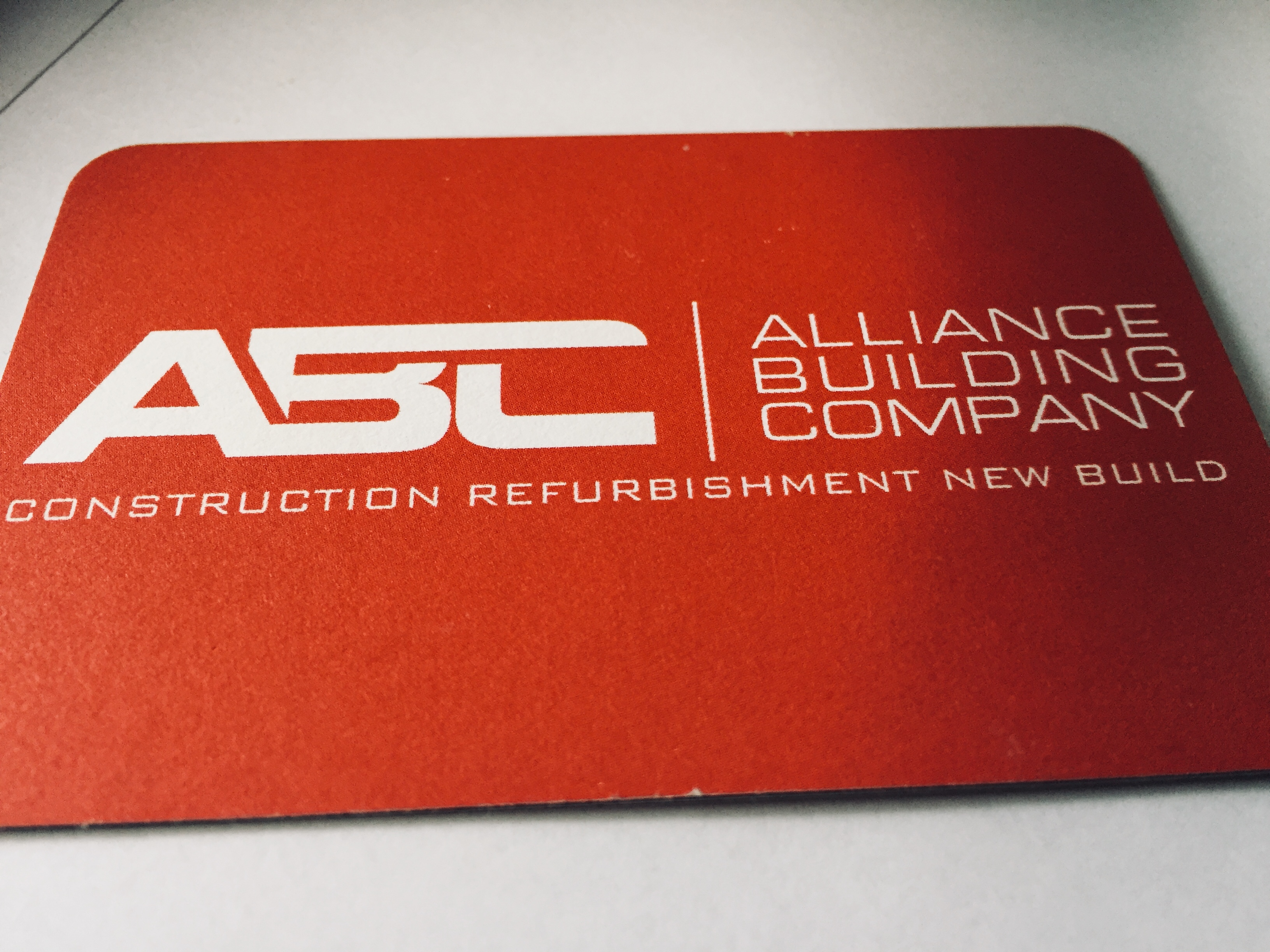 Alliance Building Company | Gloop Client